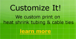 Customize Your Cable Ties
